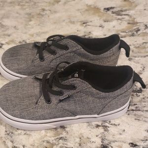 Vans slip on toddler shoes